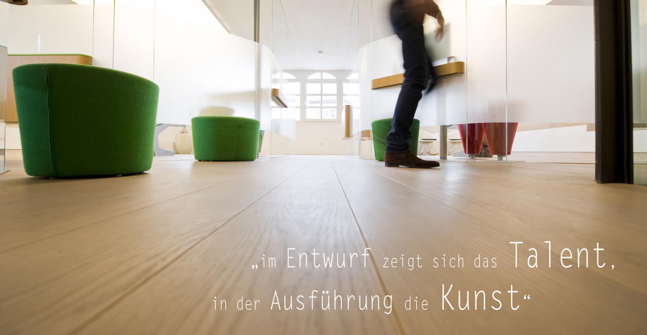 Innenarchitekturbüro Peter Rohde, Neu und Umgestaltung   Home